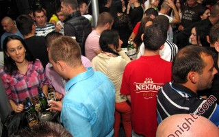 Nektar party, Caffe Inter Prijedor, 18.10.2012.