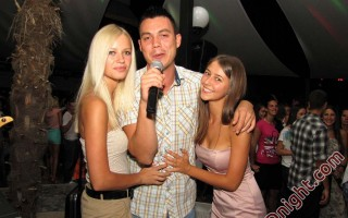Željko Vasić & fanovi, Club Le Pont Prijedor, 09.08.2012.