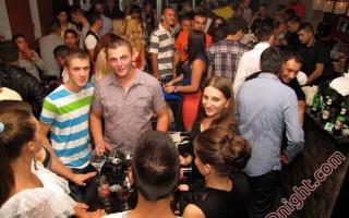 Promocija Jack Daniels & Cola, Caffe bar El Suelo Prijedor, 29.09.2012.
