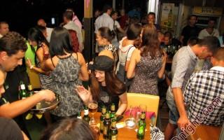 Amstel party, Caffe bar Carpe diem, 25.08.2012.