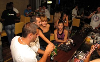 Tuborg party, Caffe bar Carpe diem, 11.08.2012.