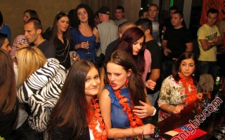 Jagermeister party, Caffe bar Carpe diem, 27.10.2012.