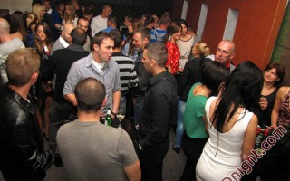 Promocija djus vodke, Caffe bar El Suelo Prijedor, 13.10.2012