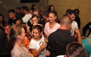 Promocija djus vodke, Caffe bar Carpe diem, 15.09.2012.