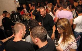 Johnnie Walker party, Caffe bar El Suelo Prijedor, 06.10.2012