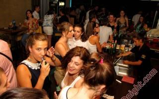Promocija Carlsberg piva, Caffe bar Carpe diem, 28.07.2012.