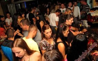Promocija Lav piva, Caffe bar Carpe diem, 06.10.2012.