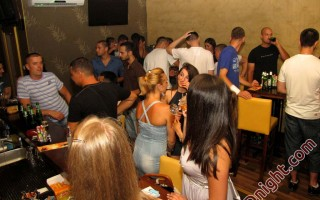 Nektar party, Caffe bar Carpe diem, 04.08.2012.