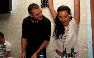 Amstel party, Caffe bar El Suelo Prijedor, 25.08.2012.