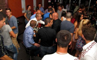 Ballantine Whiskey party, Caffe bar El Suelo Prijedor, 11.08.2012.