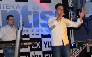 Petar Mitić, Night club Ex-Yu Prijedor, 13.07.2012.