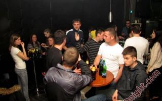 Jagermeister party, Caffe bar ROPE-DOG Ljubija, 16.03.2012.