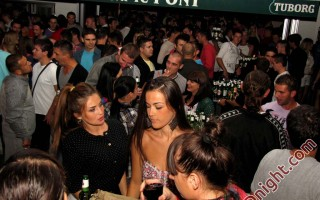 Red only party, Club Le Pont Prijedor, 07.09.2012.