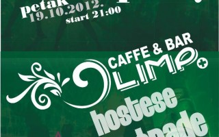 Olimp caffe & bar: Heineken party