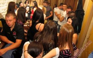 Heineken party, Caffe bar Carpe diem, 03.11.2012.