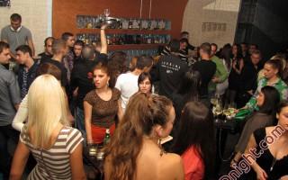 Ballantine's Whiskey party, Caffe bar El Suelo Prijedor, 10.11.2012.