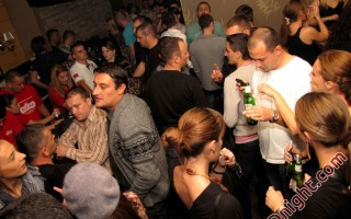 Nektar party, Caffe bar Carpe diem, 10.11.2012.