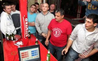 Nektar šampion - finale, Starcaffe Prijedor, 15.12.2012.