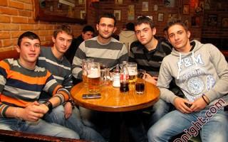 DJ party, Caffe Maćado Prijedor, 08.12.2012.