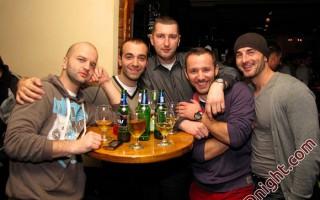 Promo party, Caffe Maćado Prijedor, 22.12.2012.