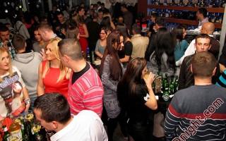 Tuborg party, Caffe bar El Suelo Prijedor, 01.12.2012.