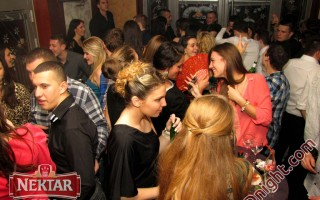 Doček Nove godine 2013, Caffe bar Olimp Prijedor