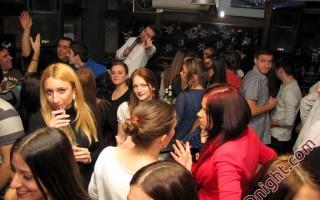 Vizantijsko Plavo, Caffe Tiffany Prijedor, 11.01.2013.