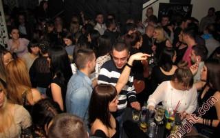 Badnje veče, Night club Black & White Prijedor, 06.01.2013.