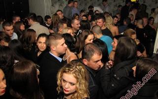 Repriza Nove godine 2013, Night club Black & White Prijedor, 01.01.2013.