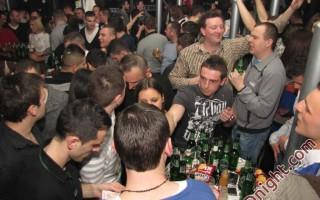 Laško pivo party, Caffe Inter Prijedor, 14.02.2013.