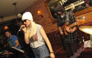 Sunrise band, Caffe Maćado Prijedor, 15.03.2013.