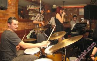 Sunrise band, Caffe Maćado Prijedor, 08.03.2013.