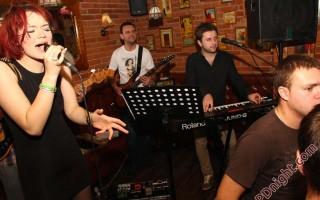 Sunrise band, Caffe Maćado Prijedor, 29.03.2013.