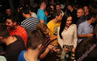 Tuborg party, Olimp caffe & bar Prijedor, 13.04.2013.