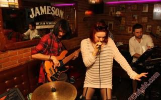 Sunrise band, Caffe Maćado Prijedor, 26.04.2013.
