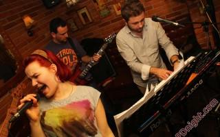 Sunrise band, Caffe Maćado Prijedor, 05.04.2013.