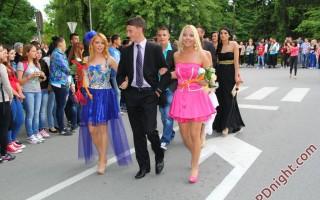Maturanti Mašinske i Poljoprivredno-prehrambene škole Prijedor, 22.05.2013.