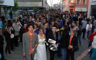 Maturanti Gimnazije i Muzičke škole Prijedor, 27.05.2013.