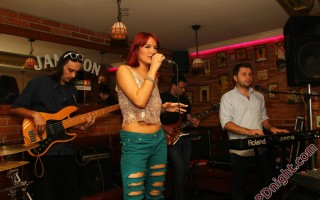 Sunrise band, Caffe Maćado Prijedor, 28.06.2013.