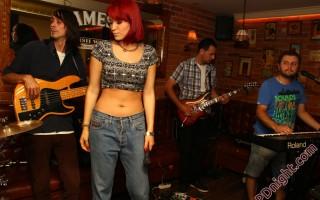 Sunrise band, Caffe Maćado Prijedor, 12.07.2013.
