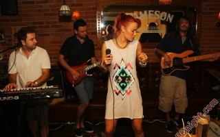 Sunrise band, Caffe Maćado Prijedor, 26.07.2013.