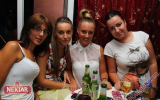 Nektar party, Caffe bar Obala Prijedor, 14.08.2013.
