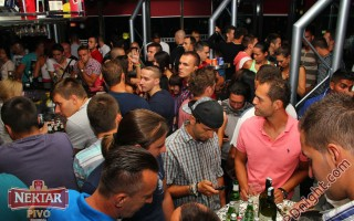 Nektar party, Caffe Inter Prijedor, 15.08.2013.