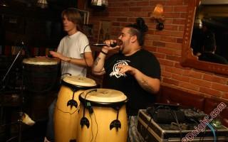 Kazoo band, Caffe Maćado Prijedor, 27.09.2013.