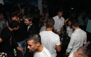 White party, Caffe bar Monza Prijedor, 18.09.2013.