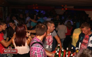 Exclusive band & Nektar party, Disco club Piramida Busnovi, 15.09.2013.