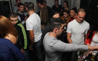Rodeo-Vodka party, Caffe bar Monza Prijedor, 23.10.2013.