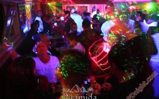 Cherry party, Disco club Piramida Busnovi, 17.11.2013.