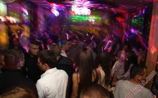 Još jedna extra žurka iza nas, Olimp caffe & bar Prijedor, 16.11.2013.