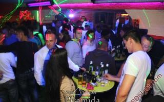 Vodka party, Disco club Piramida Busnovi, 10.11.2013.